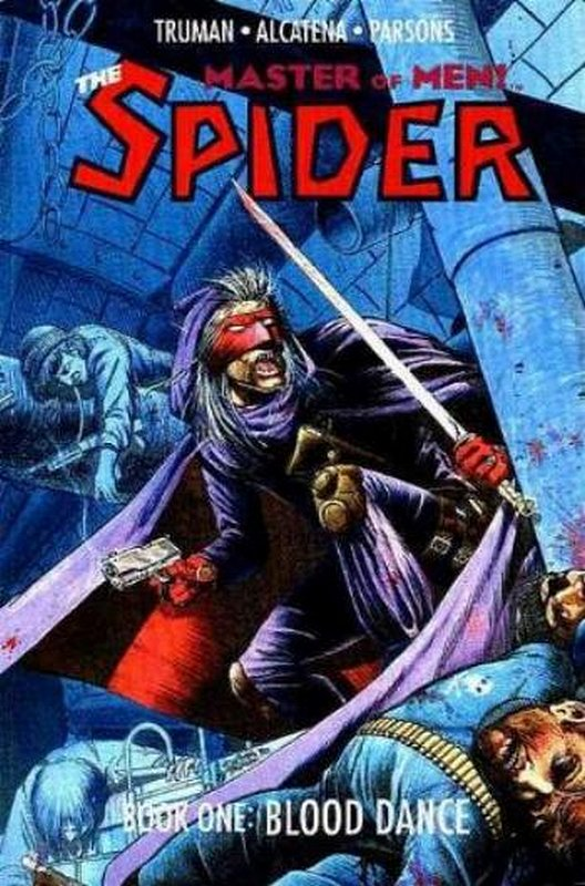 Cover of Spider: Master of Men (1991 Ltd) #1. One of 250,000 Vintage American Comics on sale from Krypton!