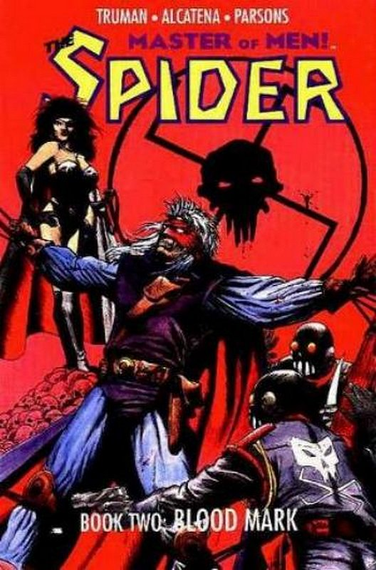 Cover of Spider: Master of Men (1991 Ltd) #2. One of 250,000 Vintage American Comics on sale from Krypton!