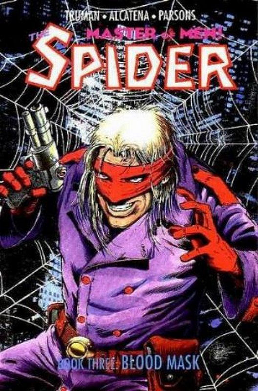 Cover of Spider: Master of Men (1991 Ltd) #3. One of 250,000 Vintage American Comics on sale from Krypton!