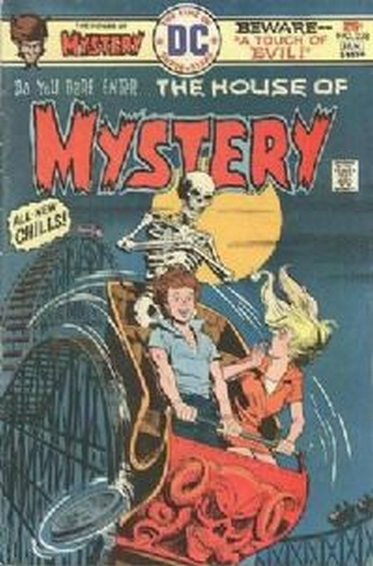 Cover of House of Mystery (Vol 1) #238. One of 250,000 Vintage American Comics on sale from Krypton!