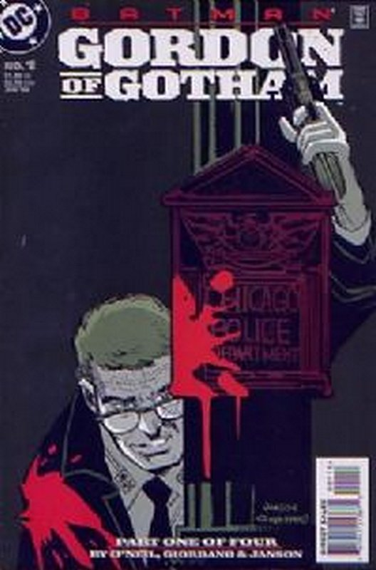 Cover of Batman: Gordon of Gotham (1998 Ltd) #1. One of 250,000 Vintage American Comics on sale from Krypton!
