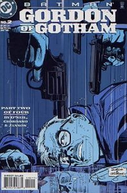 Cover of Batman: Gordon of Gotham (1998 Ltd) #2. One of 250,000 Vintage American Comics on sale from Krypton!