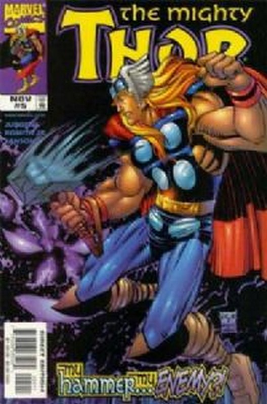 Cover of Thor (Vol 2) #5. One of 250,000 Vintage American Comics on sale from Krypton!