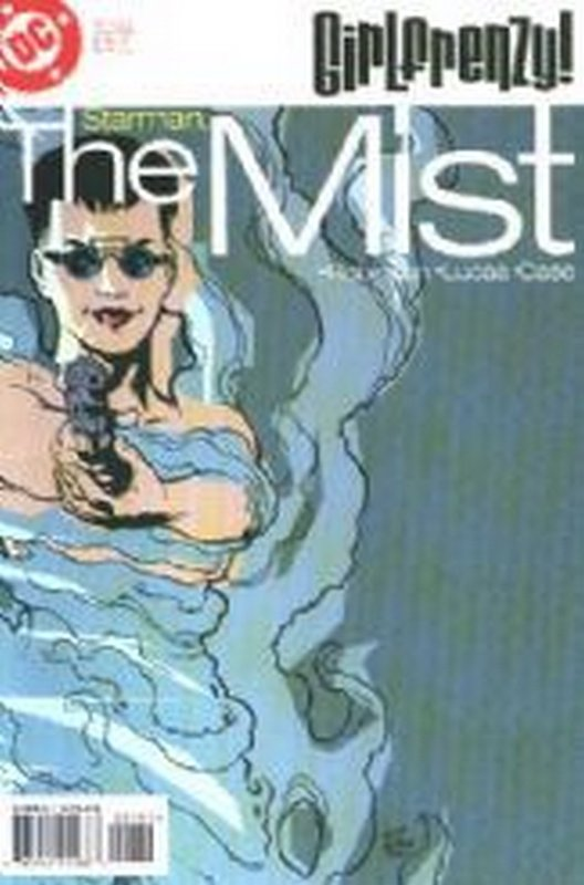 Cover of Starman: The Mist - Girl Frenzy (1998 One Shot) #1. One of 250,000 Vintage American Comics on sale from Krypton!