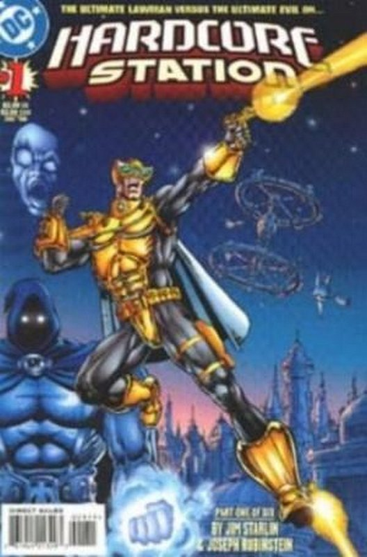 Cover of Hardcore Station (1996 Ltd) #1. One of 250,000 Vintage American Comics on sale from Krypton!