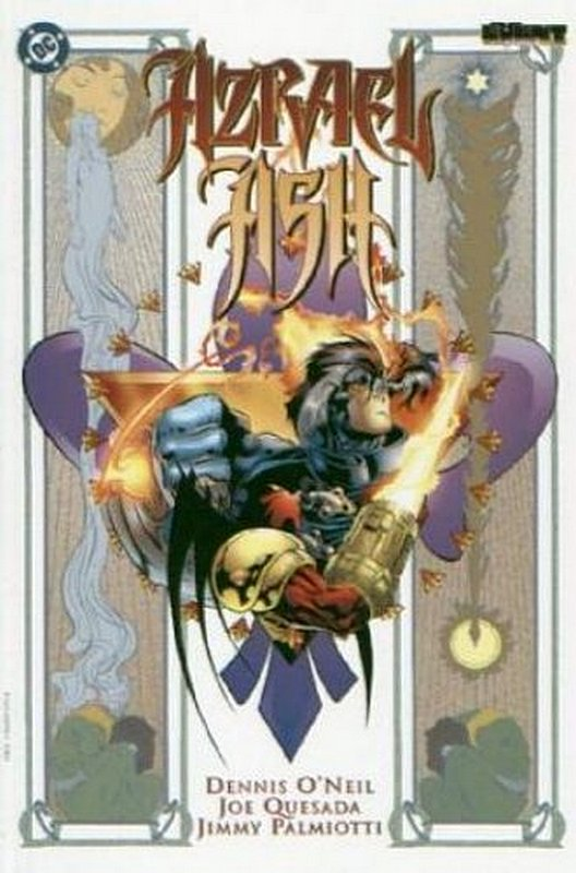 Cover of Azrael/Ash (1997 One Shot) #1. One of 250,000 Vintage American Comics on sale from Krypton!
