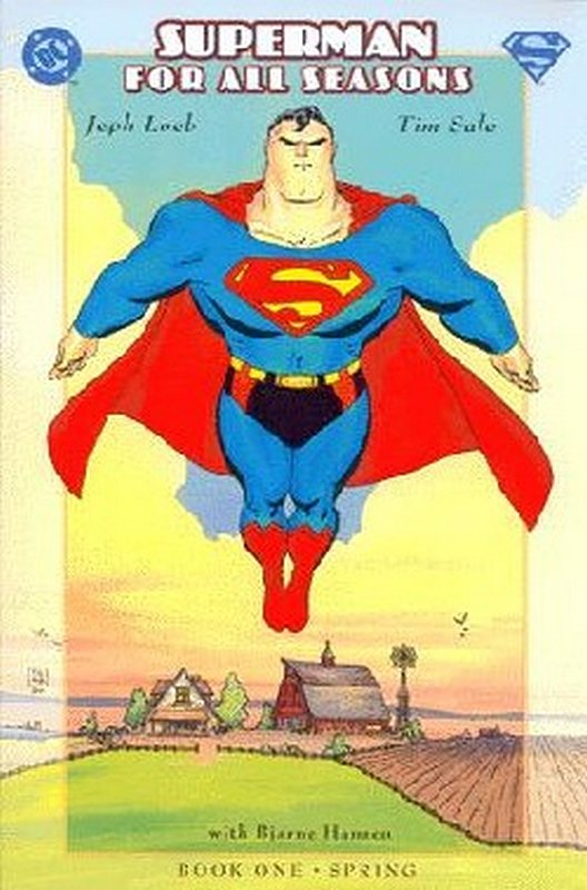 Cover of Superman For All Seasons (1998 Ltd) #1. One of 250,000 Vintage American Comics on sale from Krypton!