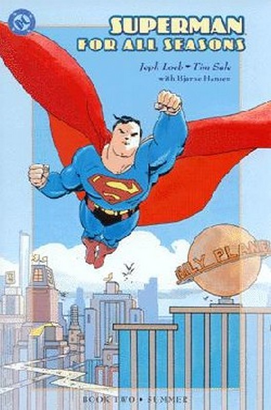 Cover of Superman For All Seasons (1998 Ltd) #2. One of 250,000 Vintage American Comics on sale from Krypton!