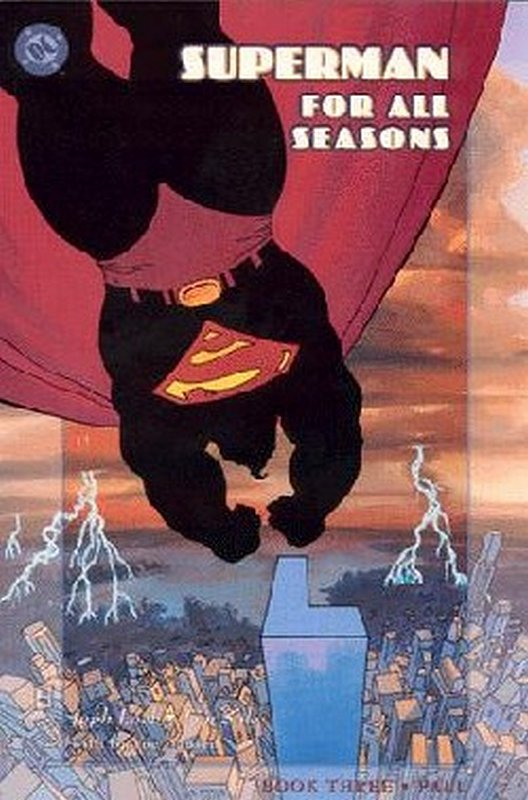Cover of Superman For All Seasons (1998 Ltd) #3. One of 250,000 Vintage American Comics on sale from Krypton!