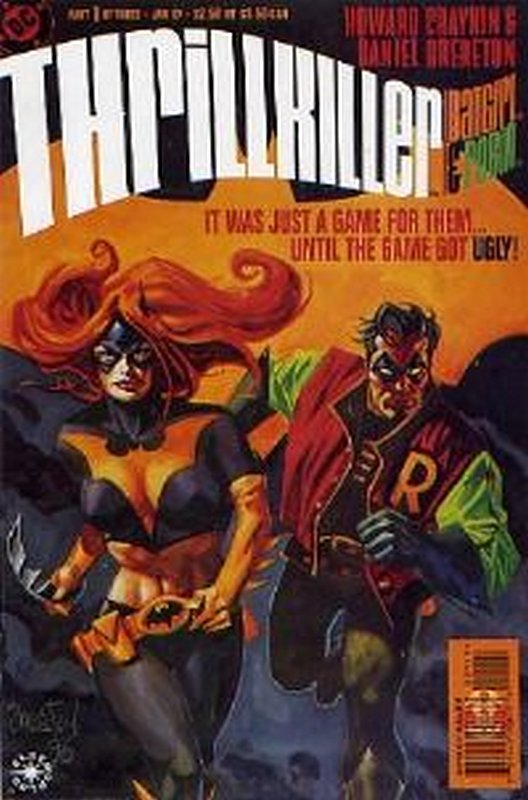 Cover of Thrillkiller: Batgirl & Robin (1997 Ltd) #1. One of 250,000 Vintage American Comics on sale from Krypton!