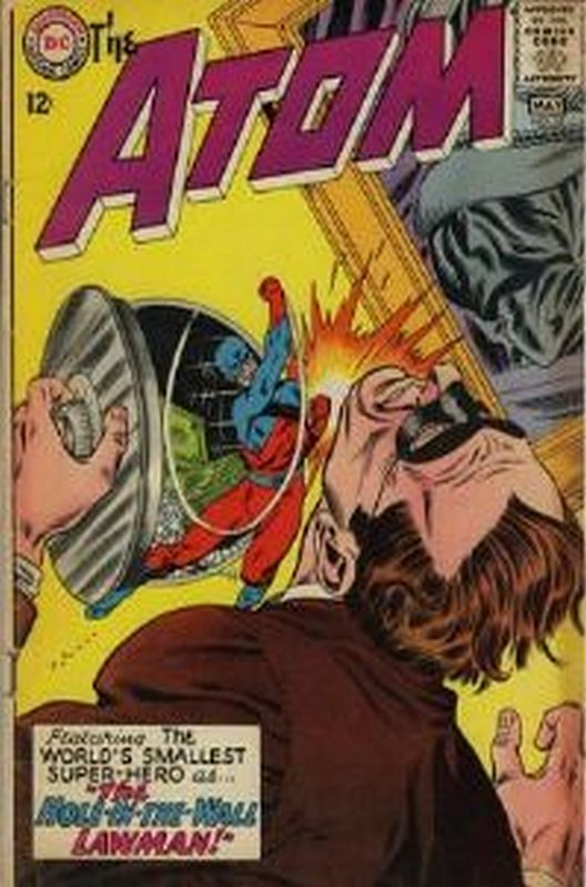 Cover of Atom (Vol 1) The #18. One of 250,000 Vintage American Comics on sale from Krypton!