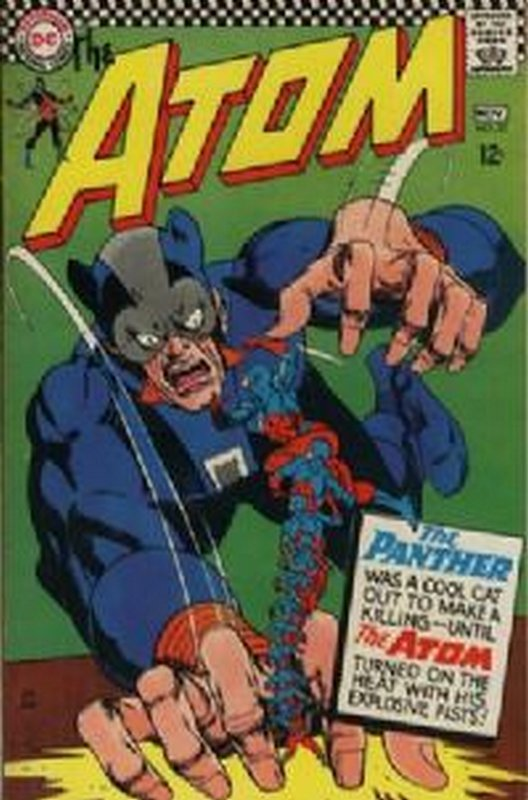 Cover of Atom (Vol 1) The #27. One of 250,000 Vintage American Comics on sale from Krypton!