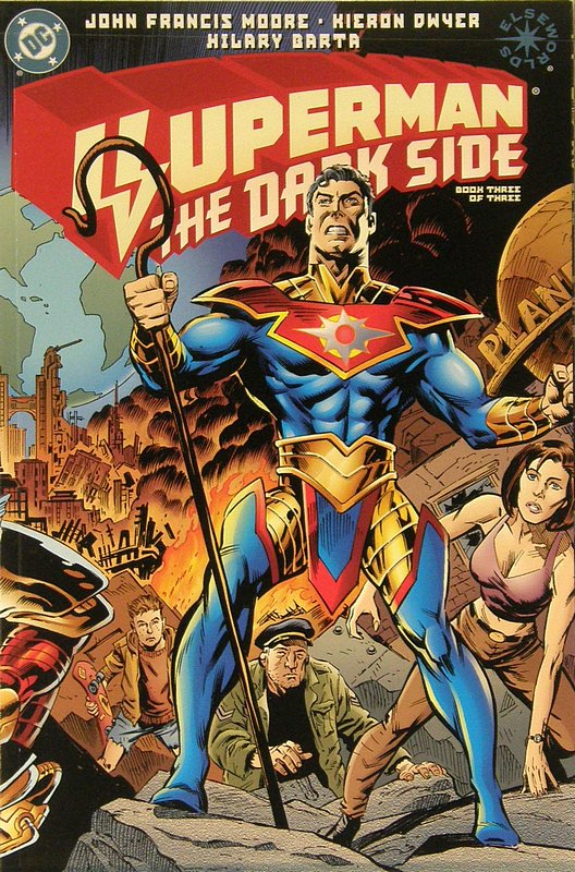 Cover of Superman: The Dark Side (1998 Ltd) #3. One of 250,000 Vintage American Comics on sale from Krypton!