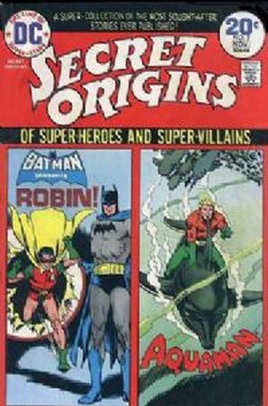 Cover of Secret Origins (Vol 2) #7. One of 250,000 Vintage American Comics on sale from Krypton!