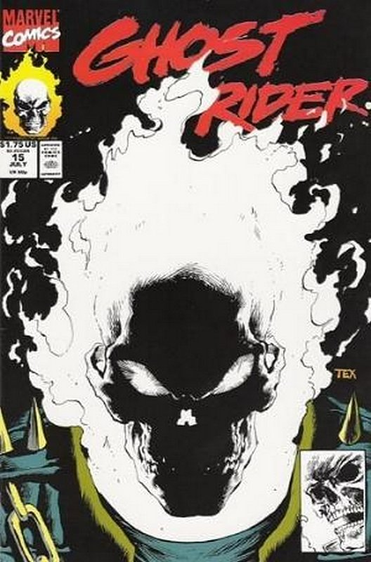 Cover of Ghost Rider (Vol 2) #15. One of 250,000 Vintage American Comics on sale from Krypton!