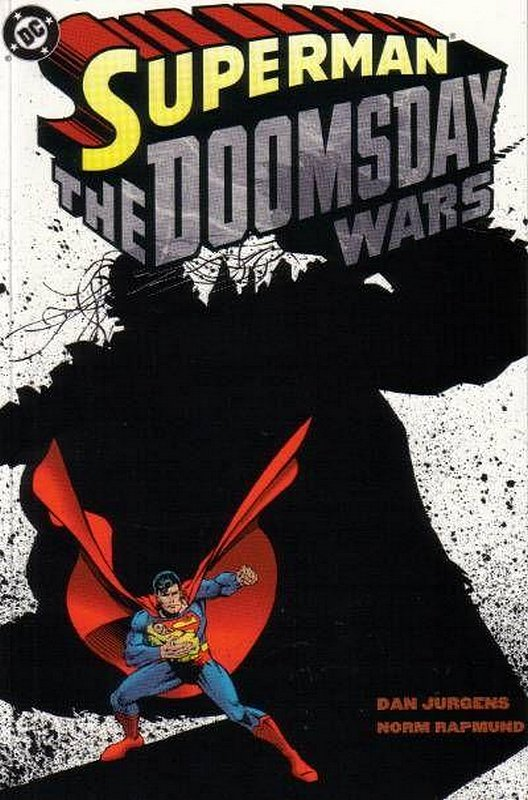 Cover of Superman: Doomsday Wars (1998 Ltd) #1. One of 250,000 Vintage American Comics on sale from Krypton!