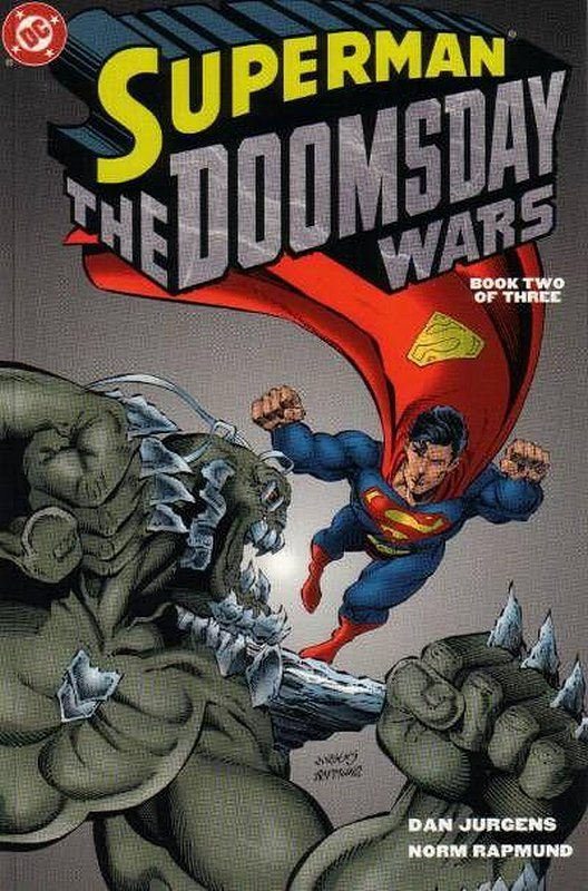 Cover of Superman: Doomsday Wars (1998 Ltd) #2. One of 250,000 Vintage American Comics on sale from Krypton!