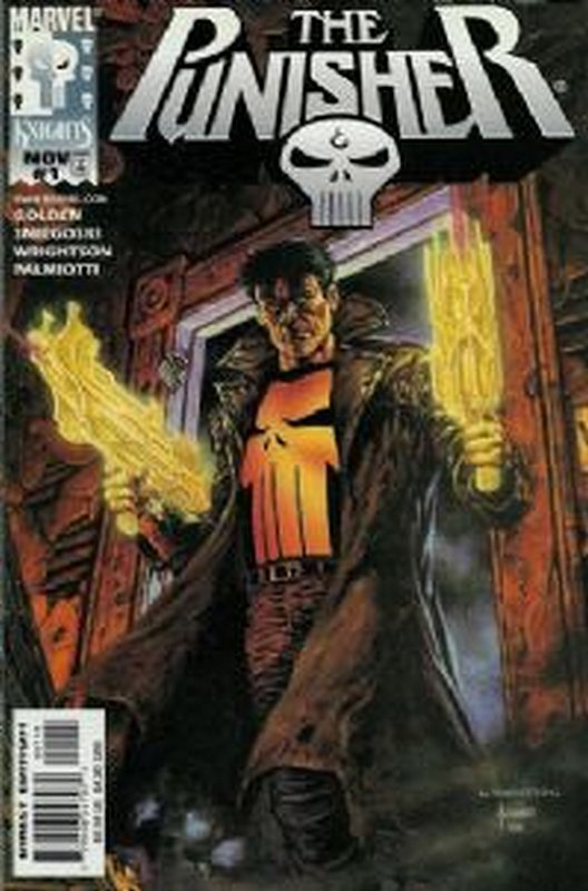 Cover of Punisher (1998 Ltd) #1. One of 250,000 Vintage American Comics on sale from Krypton!