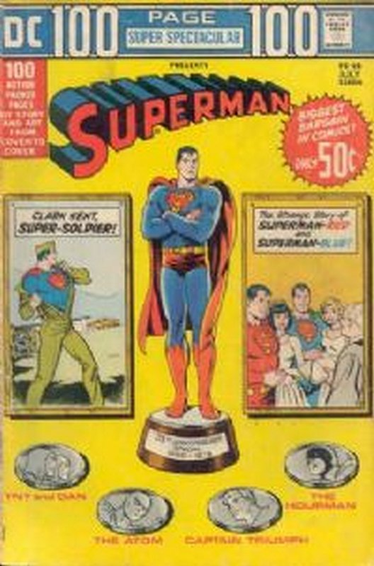 Cover of DC 100 Page Super Spectacular (Vol 1) #18. One of 250,000 Vintage American Comics on sale from Krypton!