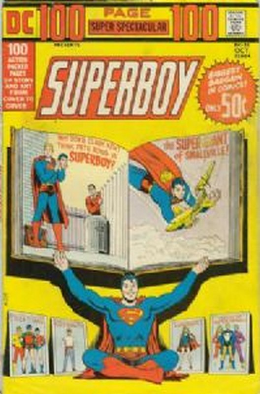 Cover of DC 100 Page Super Spectacular (Vol 1) #21. One of 250,000 Vintage American Comics on sale from Krypton!