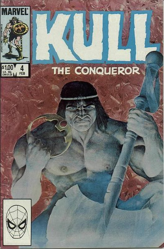 Cover of Kull the Conqueror (Vol 3) #4. One of 250,000 Vintage American Comics on sale from Krypton!