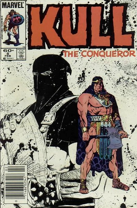 Cover of Kull the Conqueror (Vol 3) #8. One of 250,000 Vintage American Comics on sale from Krypton!