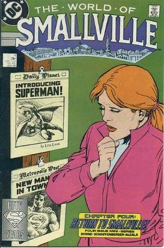 Cover of World of Smallville (1988 Ltd) #4. One of 250,000 Vintage American Comics on sale from Krypton!