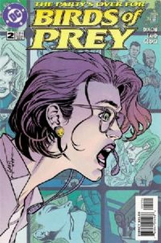Cover of Birds of Prey (Vol 1) #2. One of 250,000 Vintage American Comics on sale from Krypton!