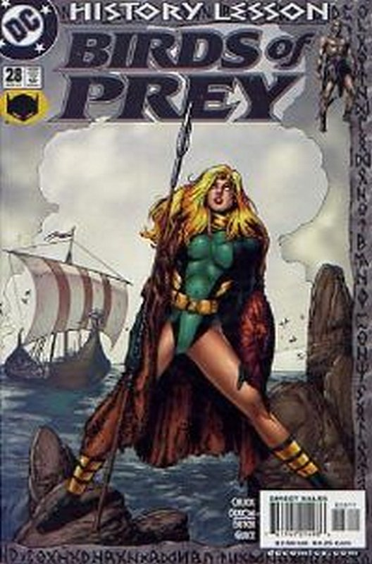 Cover of Birds of Prey (Vol 1) #28. One of 250,000 Vintage American Comics on sale from Krypton!