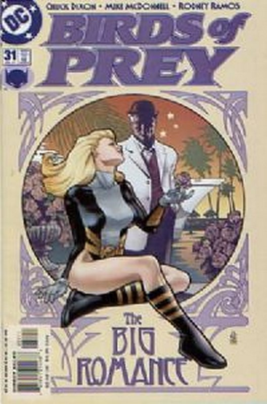 Cover of Birds of Prey (Vol 1) #31. One of 250,000 Vintage American Comics on sale from Krypton!