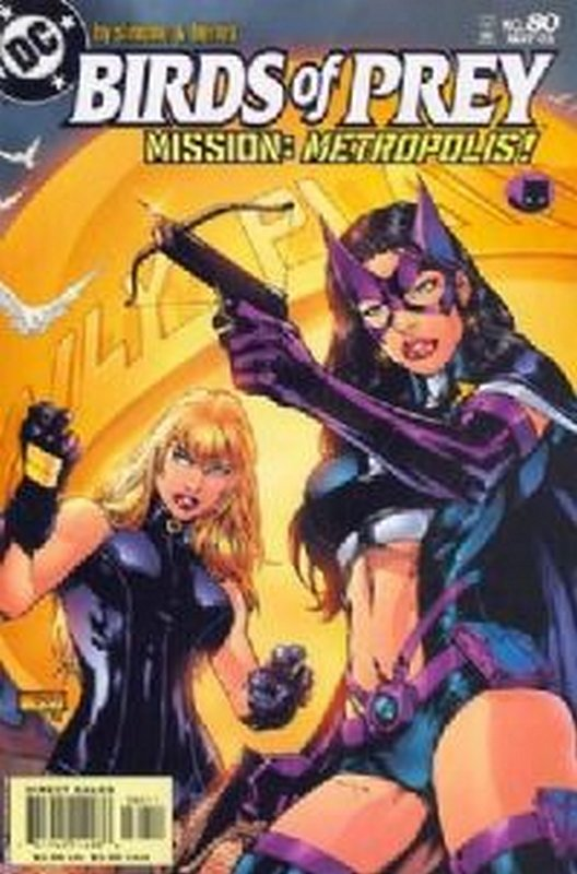 Cover of Birds of Prey (Vol 1) #80. One of 250,000 Vintage American Comics on sale from Krypton!