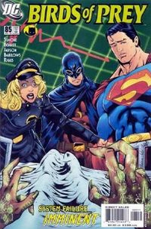 Cover of Birds of Prey (Vol 1) #85. One of 250,000 Vintage American Comics on sale from Krypton!