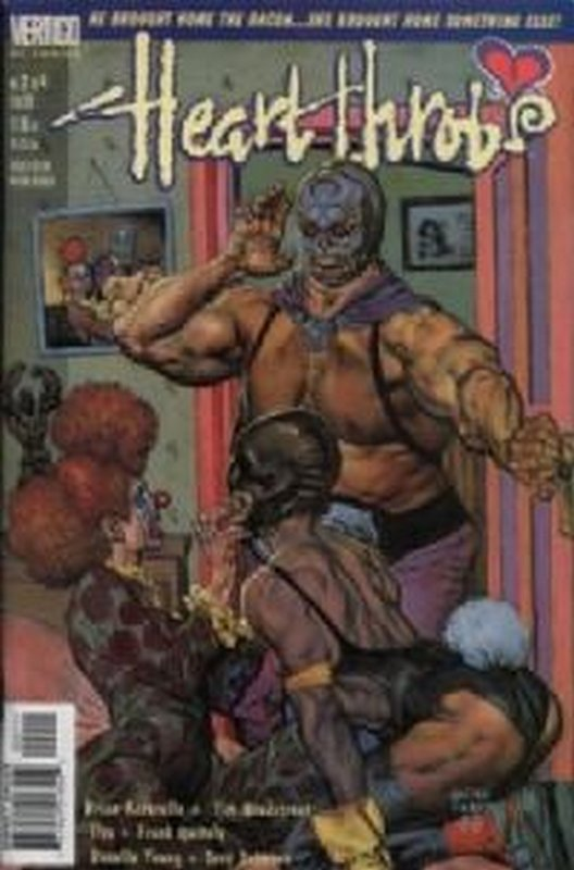 Cover of Heartthrobs (1998 Ltd) #2. One of 250,000 Vintage American Comics on sale from Krypton!