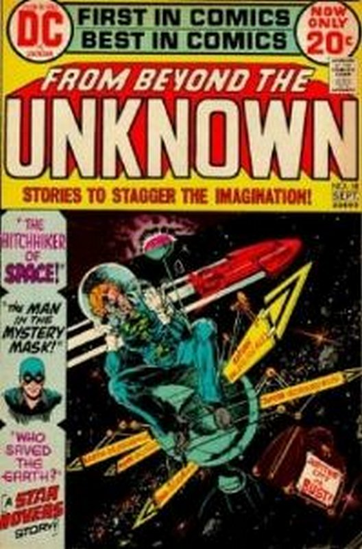 Cover of From Beyond the Unknown (Vol 1) #18. One of 250,000 Vintage American Comics on sale from Krypton!