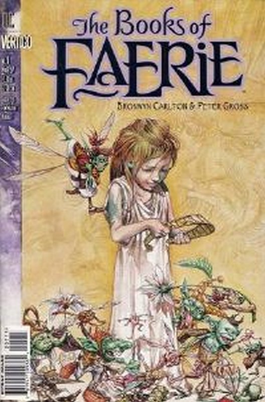 Cover of Books of Faerie  (1997 Ltd) #1. One of 250,000 Vintage American Comics on sale from Krypton!
