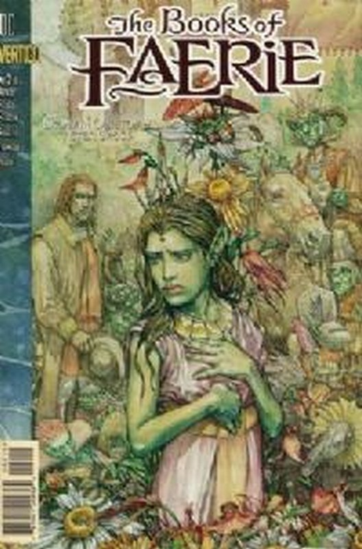 Cover of Books of Faerie  (1997 Ltd) #2. One of 250,000 Vintage American Comics on sale from Krypton!