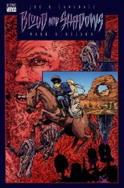 Cover of Blood & Shadows (1996 Ltd) #2. One of 250,000 Vintage American Comics on sale from Krypton!