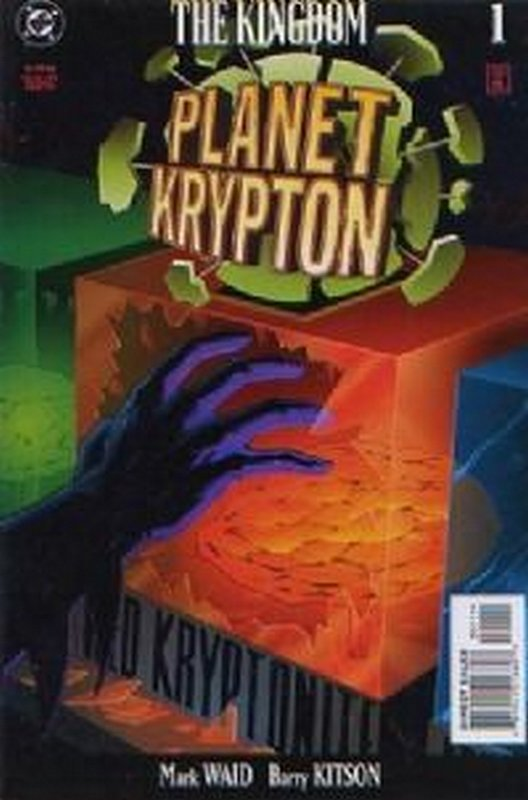 Cover of Kingdom Planet Krypton (1998 One Shot) #1. One of 250,000 Vintage American Comics on sale from Krypton!