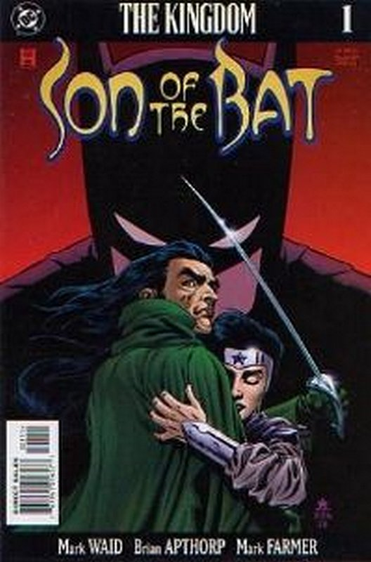 Cover of Kingdom Son of the Bat (1998 One Shot) #1. One of 250,000 Vintage American Comics on sale from Krypton!