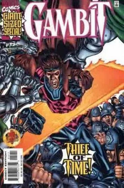 Cover of Gambit (Vol 1) #12. One of 250,000 Vintage American Comics on sale from Krypton!