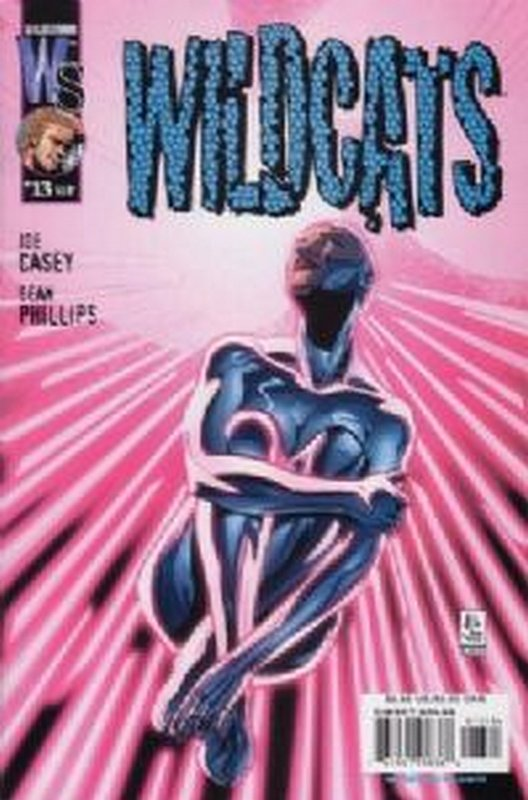 Cover of WildCATS (Vol 2) #13. One of 250,000 Vintage American Comics on sale from Krypton!