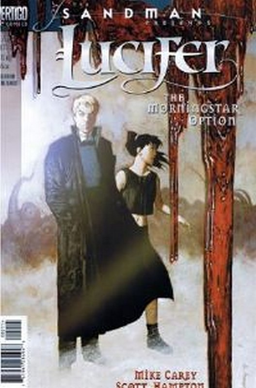 Cover of Sandman presents: Lucifer (1999 Ltd) #2. One of 250,000 Vintage American Comics on sale from Krypton!