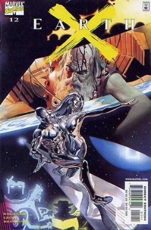 Cover of Earth X (1999 Ltd) #12. One of 250,000 Vintage American Comics on sale from Krypton!