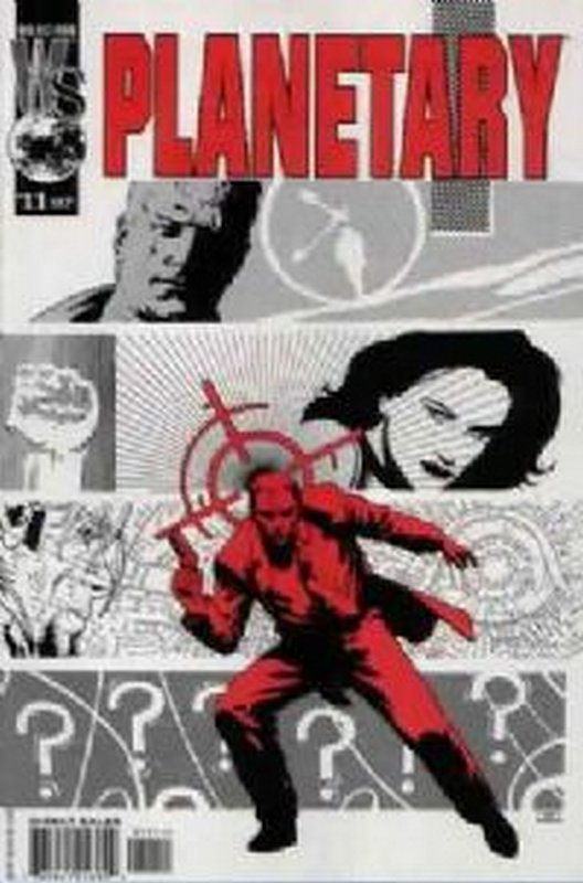 Cover of Planetary (Vol 1) #11. One of 250,000 Vintage American Comics on sale from Krypton!