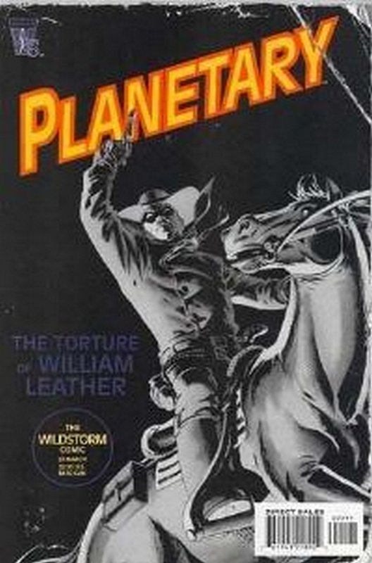Cover of Planetary (Vol 1) #22. One of 250,000 Vintage American Comics on sale from Krypton!
