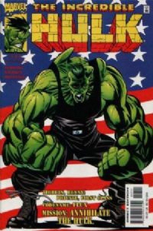 Cover of Incredible Hulk (Vol 3) #17. One of 250,000 Vintage American Comics on sale from Krypton!