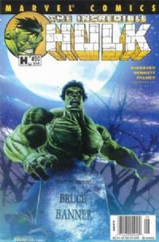 Cover of Incredible Hulk (Vol 3) #30. One of 250,000 Vintage American Comics on sale from Krypton!