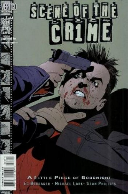 Cover of Scene of the Crime (1999 Ltd) #3. One of 250,000 Vintage American Comics on sale from Krypton!