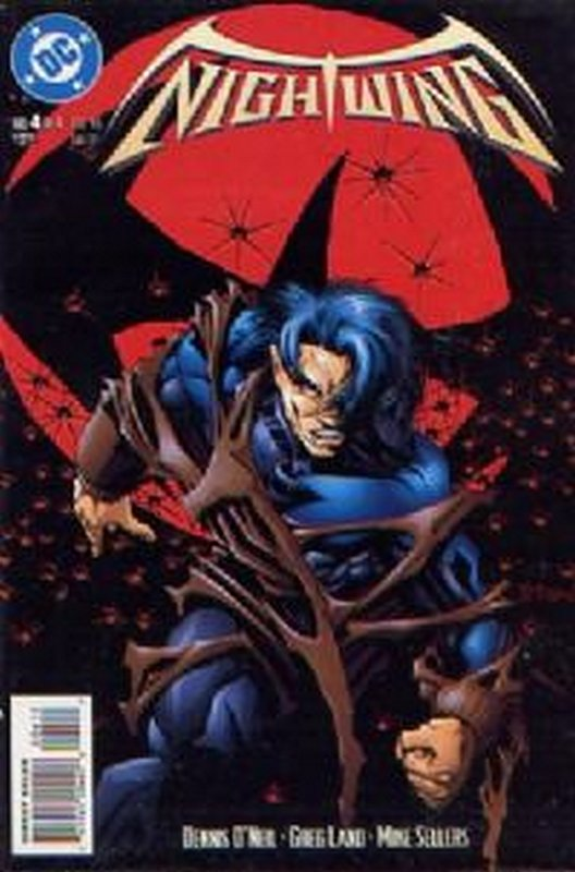 Cover of Nightwing (1995 Ltd) #4. One of 250,000 Vintage American Comics on sale from Krypton!