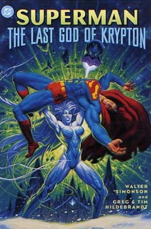 Cover of Superman: Last God of Krypton (1999 One Shot) #1. One of 250,000 Vintage American Comics on sale from Krypton!